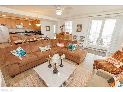 Sandbridge Beach Single Family Home For Sale: 3700 Sandpiper Rd #117A
