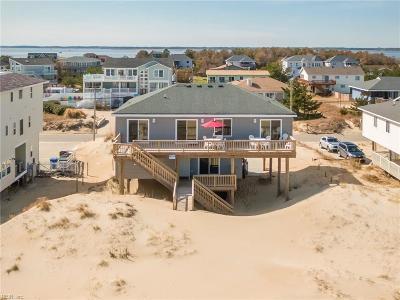 Sandbridge Beach Single Family Home For Sale: 3552 Sandfiddler Rd