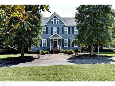 Newport News Single Family Home For Sale: 66 Yorktown Rd