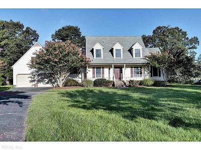 York County Single Family Home Under Contract: 128 August Dr