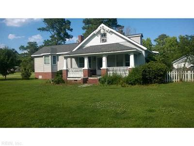 Hayes Single Family Home For Sale: 9956 Line Fence Rd