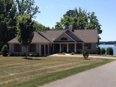 Moneta Single Family Home For Sale: 145 Hammock Pointe Dr