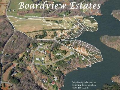 Bedford County, Franklin County, Pittsylvania County Residential Lots & Land For Sale: Lot 21 Augusta Way