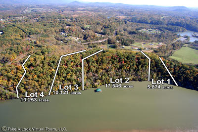 Bedford County, Franklin County, Pittsylvania County Residential Lots & Land For Sale: Lot 4 Old Station Loop