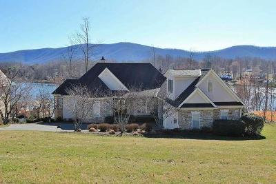 Franklin County Single Family Home For Sale: 140 East View Cir