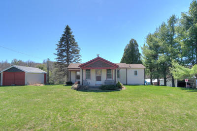 Single Family Home Sold: 3648 Black Ridge Rd