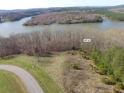 Pittsylvania County Residential Lots & Land For Sale: Lot 10 Sunset Bay Rd