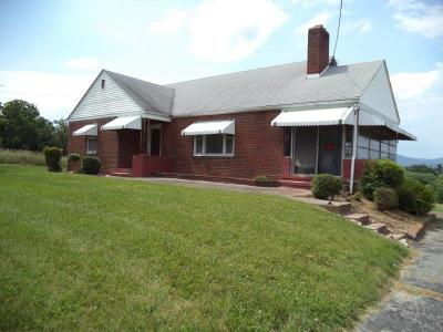 Roanoke Single Family Home For Sale: 3505 Hershberger Rd NW