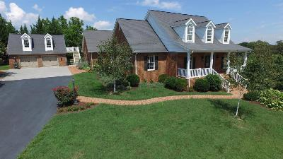 Botetourt County Single Family Home Sold: 1870 Country Club Rd