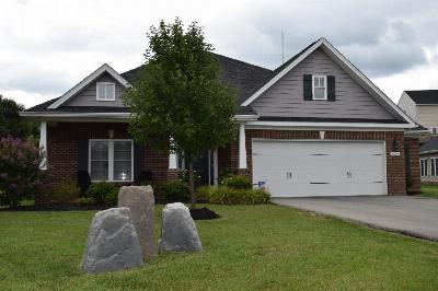 Single Family Home Sold: 2695 Woods Meadow Ln