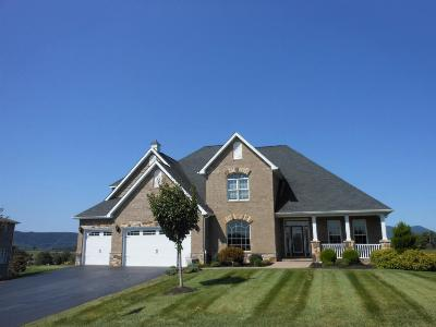 Botetourt County Single Family Home Sold: 125 Ashby Dr