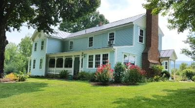 Botetourt County Single Family Home Sold: 236 Goode Ln