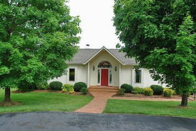 Bedford County, Franklin County, Pittsylvania County Single Family Home For Sale: 2860 Waters Edge Dr