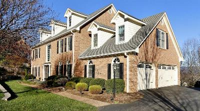 Roanoke County Single Family Home Sold: 6769 Hidden Woods Dr