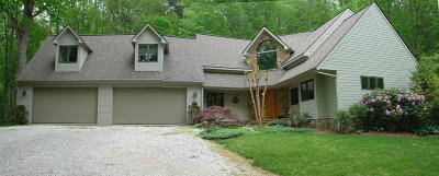 Botetourt County, Roanoke County Single Family Home Sold: 122 Gravelly Ridge Rd