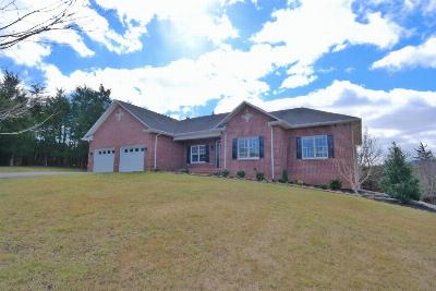 Botetourt County Single Family Home Sold: 2541 Country Club Rd