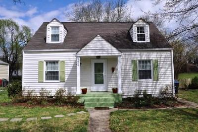Single Family Home Sold: 2455 Maiden Ln