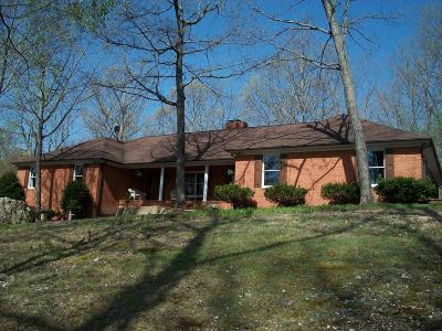 Botetourt County, Roanoke County Single Family Home For Sale: 5359 Blacksburg Rd