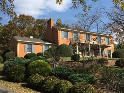 Roanoke County Single Family Home For Sale: 5017 Meadow Creek Dr
