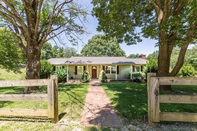 Roanoke County Single Family Home For Sale: 6749 Shingle Ridge Rd SW