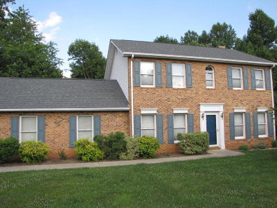 Roanoke County Single Family Home For Sale: 3490 Saunders Rd