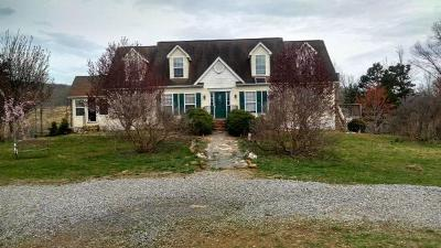 Bedford County Single Family Home For Sale: 11356 Dickerson Mill Rd