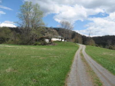 Roanoke County Farm For Sale: 3962 Saunders Rd