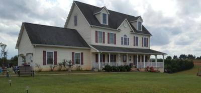 Bedford Single Family Home For Sale: 9634 Moneta Rd