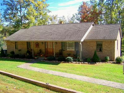 Botetourt County, Roanoke County Single Family Home Sold: 532 Locust Bottom Rd
