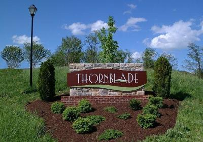 Residential Lots & Land For Sale: Lot 43 Thornblade Way