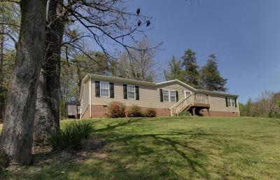 Hardy VA Single Family Home For Sale: $132,950