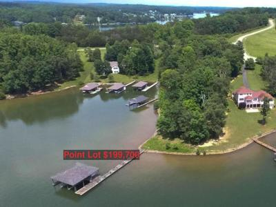 Bedford County, Franklin County, Pittsylvania County Residential Lots & Land For Sale: Lot 5 Veranda Bay Dr