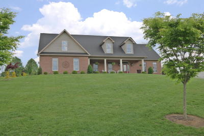 Botetourt County Single Family Home Sold: 570 Hollymeade Ln