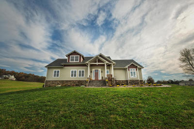 Botetourt County Single Family Home Sold: 70 Gristmill Dr