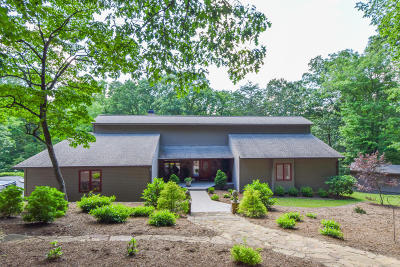 Botetourt County, Roanoke County Single Family Home Sold: 3688 Country Club Rd