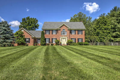 Botetourt County Single Family Home Sold: 1231 Brughs Mill Rd