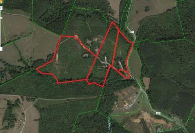 Pittsylvania County Residential Lots & Land For Sale: 4581 Dews Rd