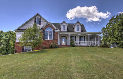 Botetourt County, Roanoke County Single Family Home Sold: 3211 Country Club Rd