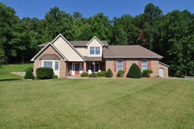 Botetourt County, Roanoke County Single Family Home Sold: 290 Houston Mines Rd