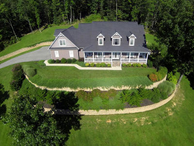 Roanoke County Single Family Home For Sale: 5665 Blacksburg Rd