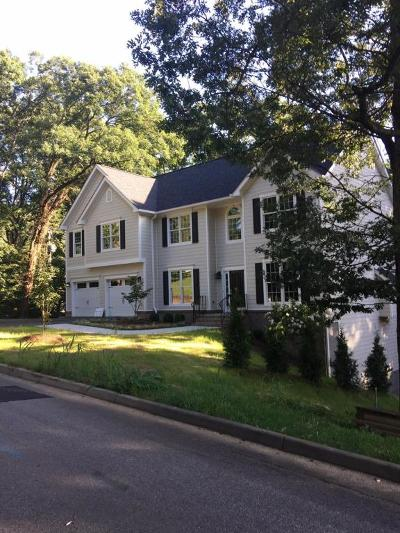Roanoke Single Family Home For Sale: 824 Orchard Rd