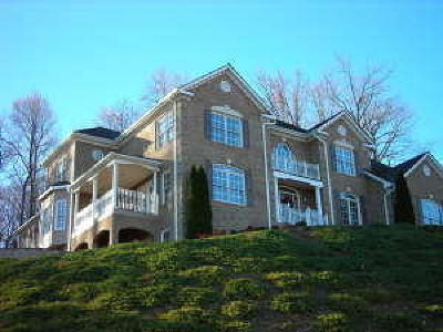 Roanoke County Single Family Home Sold: 6770 Hidden Woods Dr
