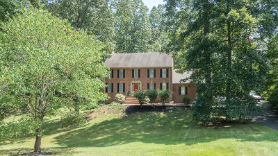 Botetourt County Single Family Home Sold: 21 Estates Cir