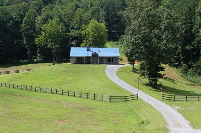 Botetourt County, Roanoke County Single Family Home Sold: 722 Indian Rock Rd