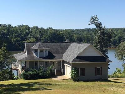 Pittsylvania County Single Family Home For Sale: 180 Reservoir View Trl