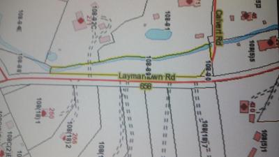 Troutville Residential Lots & Land For Sale: Laymantown Rd