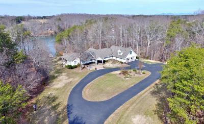 Bedford County, Franklin County, Pittsylvania County Single Family Home For Sale: 1245 Bremble Dr