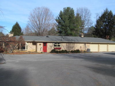 Botetourt County Single Family Home For Sale: 952 Glebe Rd