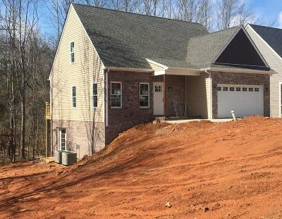 Bedford Single Family Home For Sale: 1200 Crest Ridge Dr