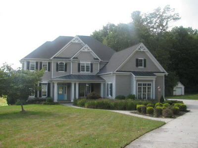 Botetourt County, Roanoke County Single Family Home Sold: 252 Cobble Ln